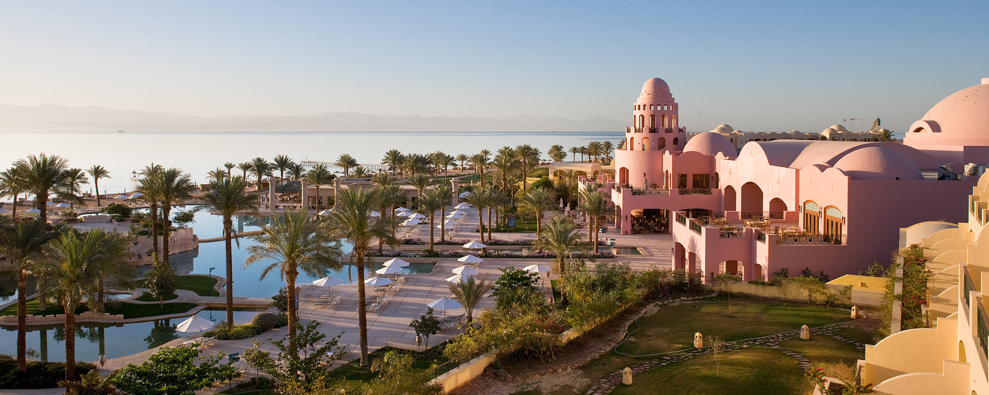 Taba Heights Egypt Orascom hotels