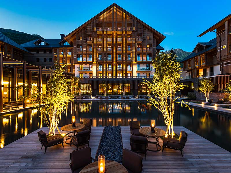Chedi Andermatt Switzerland